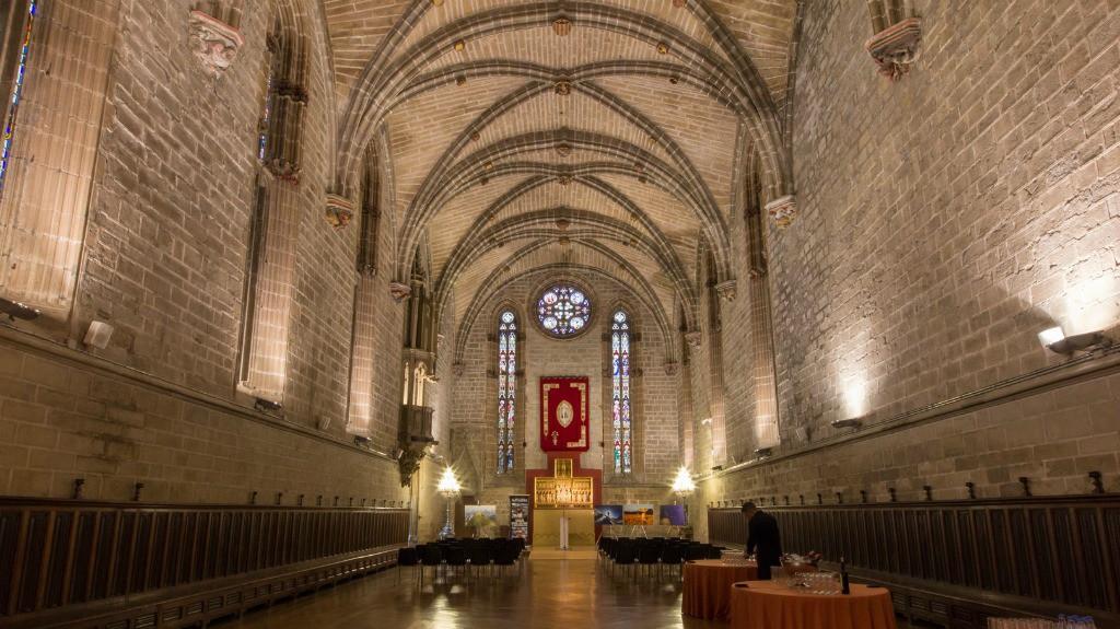 Refectorio de la Catedral de Pamplona - Turismo en Navarra