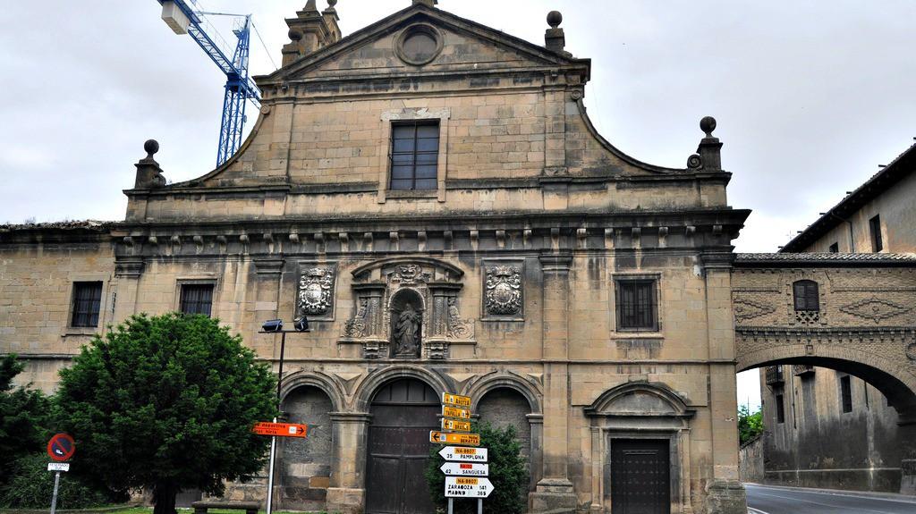 Convento de las Recoletas, Tafalla - Turismo en Navarra