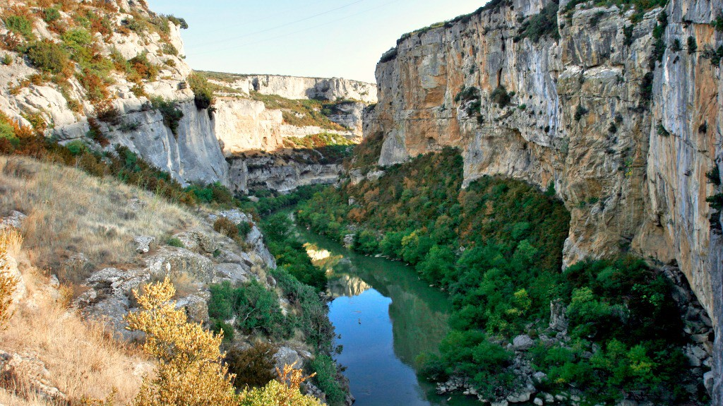 La Foz De Lumbier Descubre Navarra Turismo En Navarra