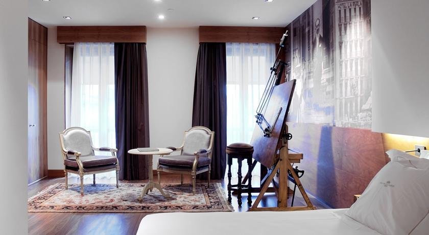 Gran Hotel La Perla, Pamplona - Turismo en Navarra