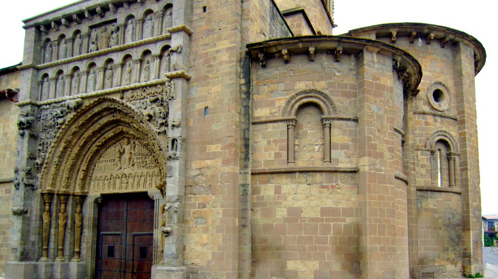 Iglesia de Santa María la Real, Sangüesa - Turismo en Navarra