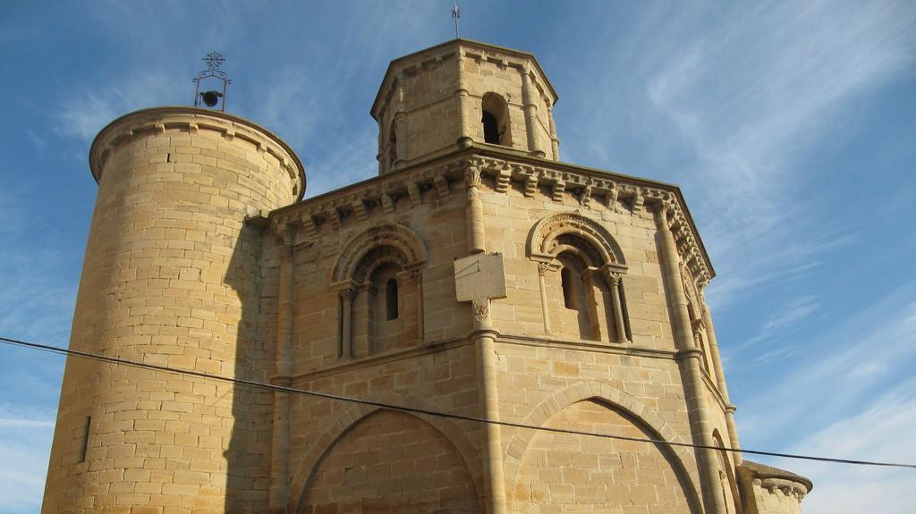 Iglesia del Santo Sepulcro, Torres del Río - Turismo en Navarra
