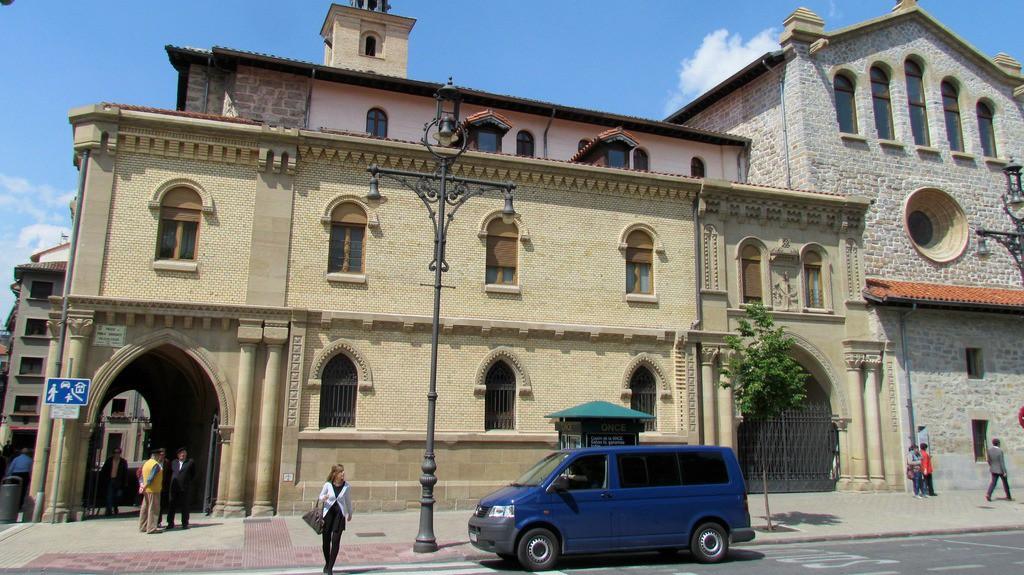 Iglesia de San Nicolás, Pamplona - Turismo en Navarra