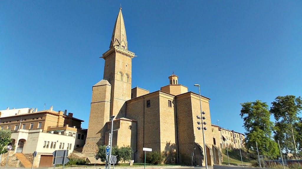 Iglesia de San Pedro de Olite - Turismo en Navarra