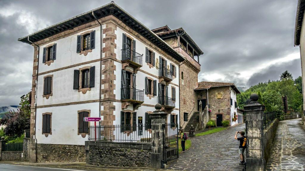 Palacio Jauregia de Irurita - Turismo en Navarra