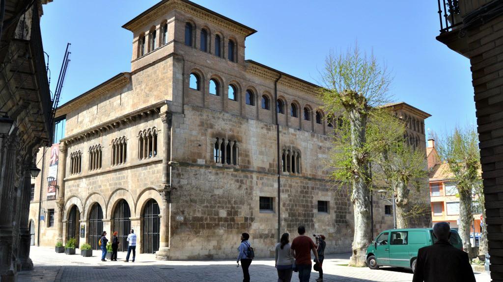 Palacio de los Reyes de Navarra, Estella - Turismo en Navarra